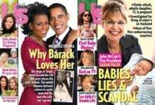US Magazine's blatant media bias