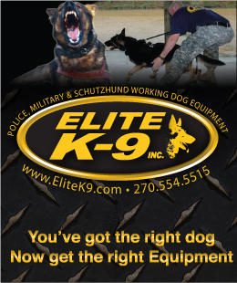 K-9 Cop Magazine Newsbites