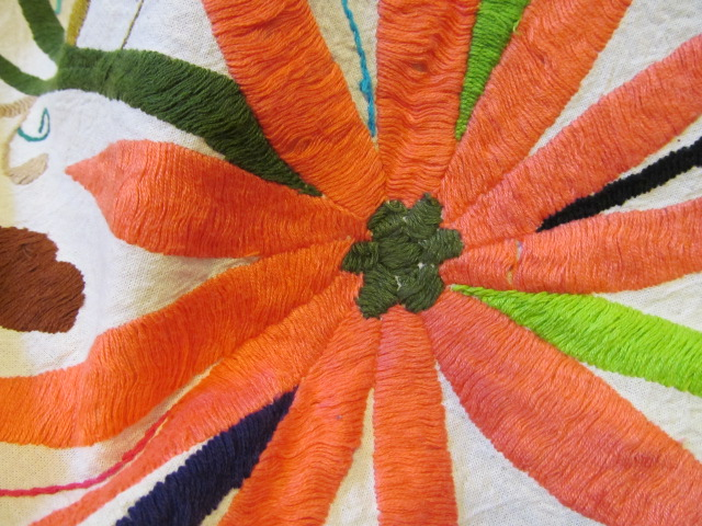 orange otomi flower