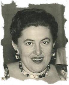 Esther katz - young framed