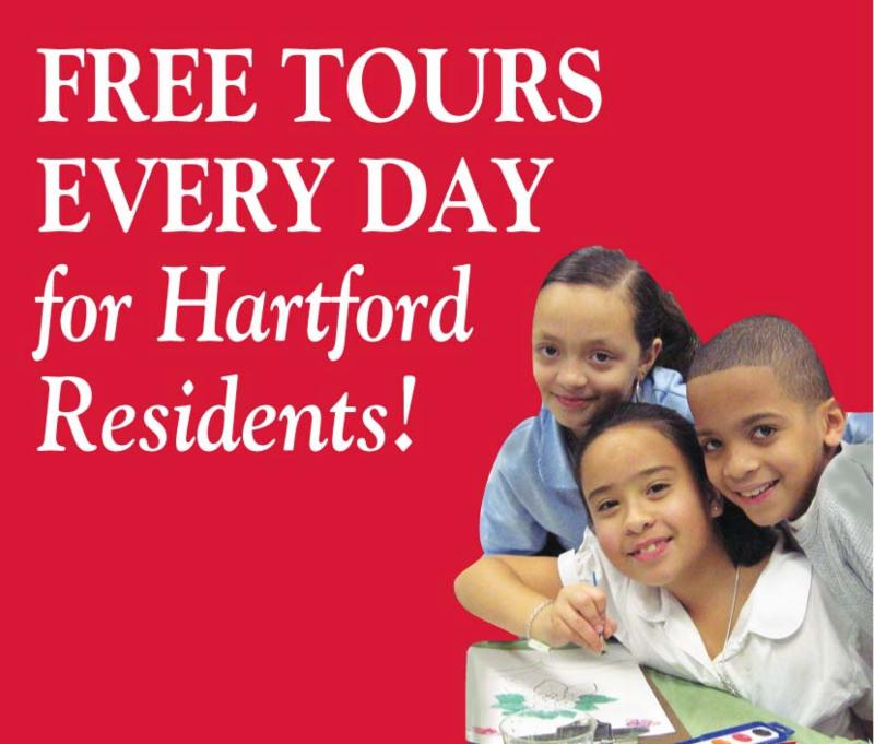 Free Tours Every Day