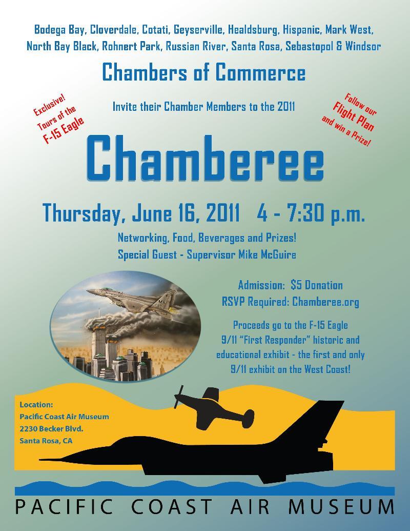 Chamberee flyer