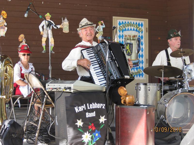 Karl Lebherz Band