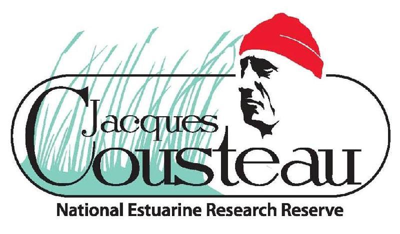 Jacques Cousteau NERR logo