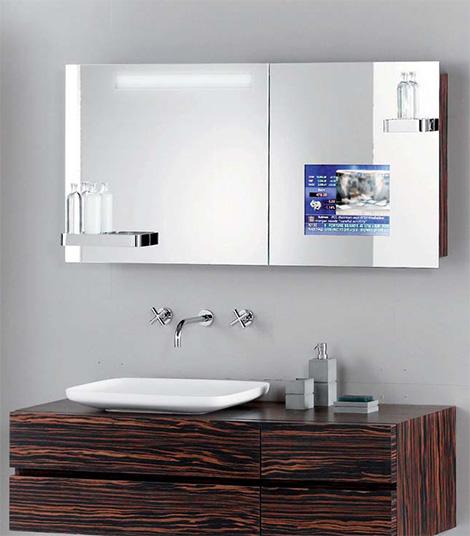 Waterproof / Bathroom TV