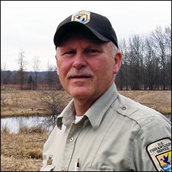 Bill Koch, former Refuge Manager at the Great Swamp National Wildlife Refuge.
