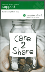 Care2Share Affinity Program, Investors Bank