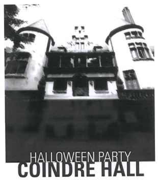 Halloween Party Ad