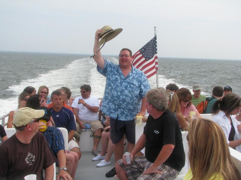 Bay Cruise - Mark Murray
