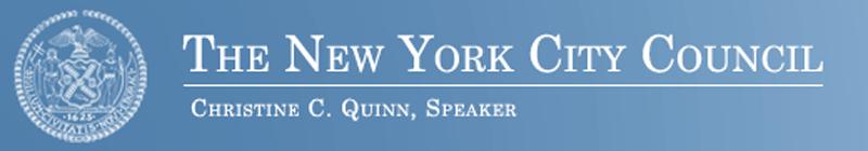 NYC Council Logo