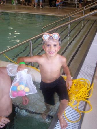 Easter Egg Dive at the RCN