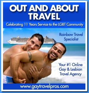 gay and lesbian travel expo