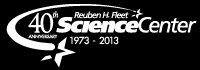 RHF 40th Anniversary logo