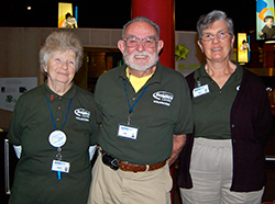 Fleet Senior volunteers