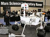 NASA's New Mars Rover