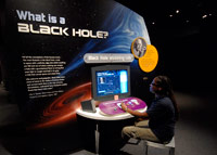 BLACK HOLES new exhibition