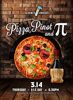 Pizza, Pinot & Pi