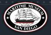 San Diego Maritime Museum logo