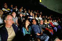 Audience at Fleet