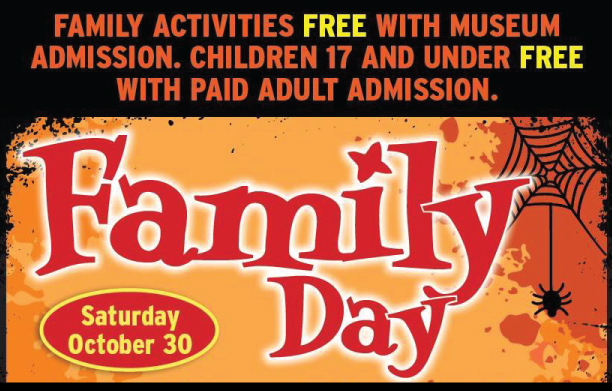 Halloween Family Day