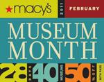 Museum Month 2011 logo