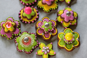 Cookie Ring Tops