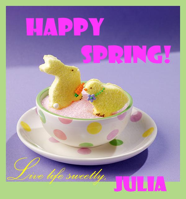Spring Greeting
