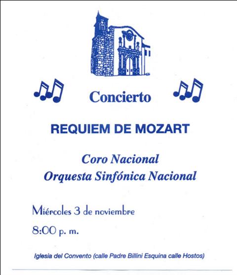 brichure concierto
