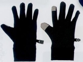 funky fingers touch screen gloves