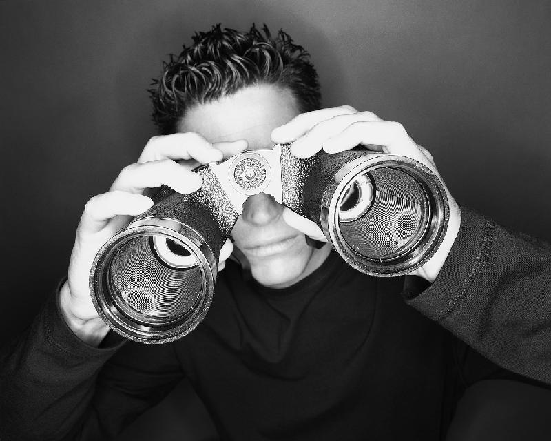 Visibility Tips Man image