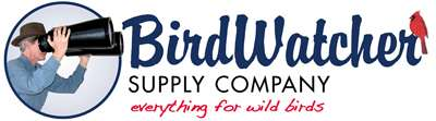 Bird Watcher Supply Logo