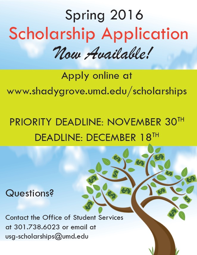 USG Scholarships
