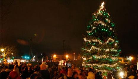 Dublin, Ohio Tree Lighting