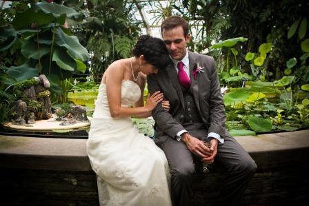 Wedding couple, photo by Mapurunga Photography