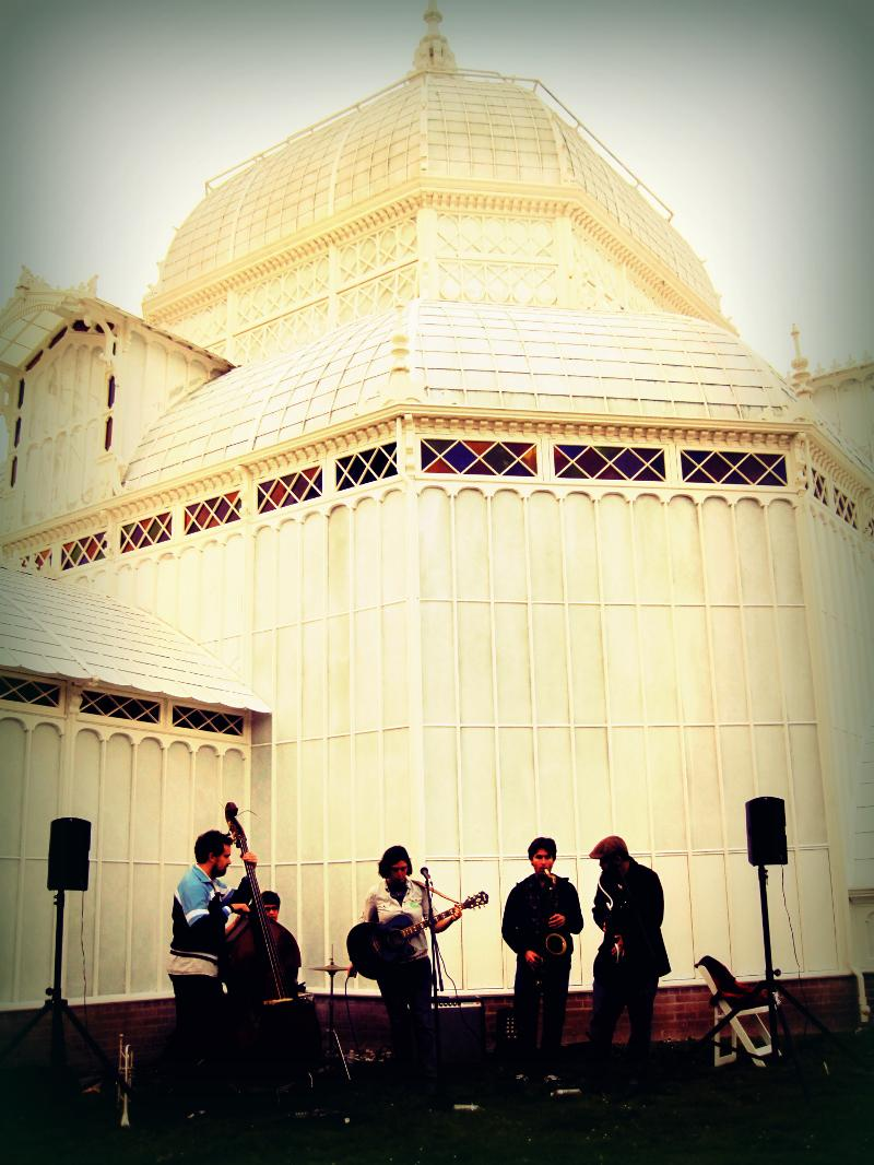 ConBrio plays Conservatory of Flowers