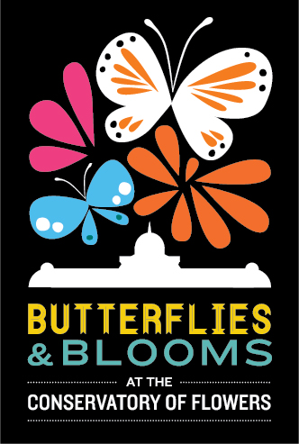 Butterflies and Blooms at the COF