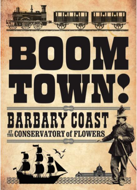 Barbary Coast Banner