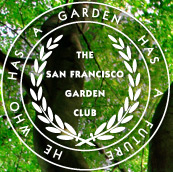 SF Garden Club Logo