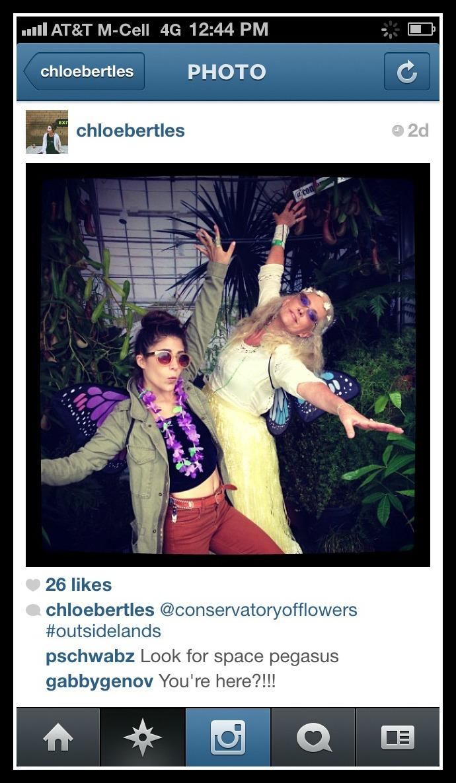 Outside Lands Instagram Contest winners