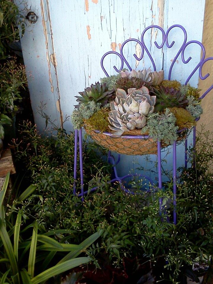 Planter by Jennie Strobel