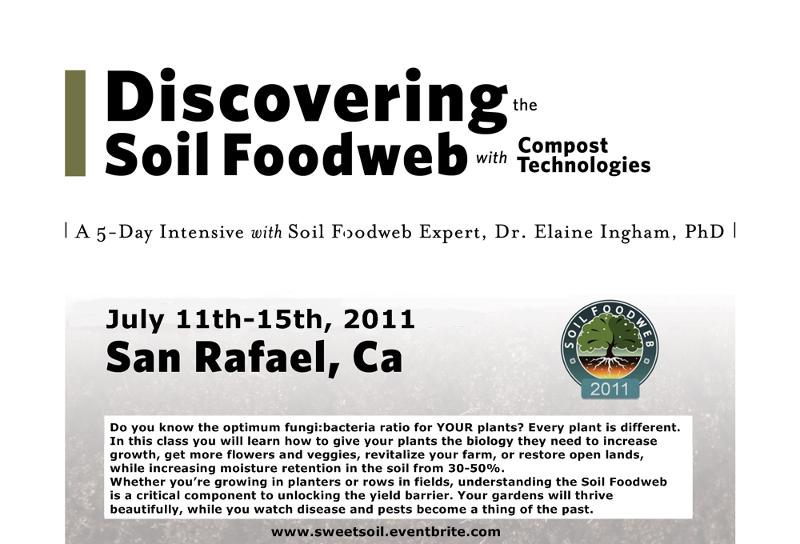 Sweet Soil Event Flier