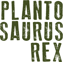 Plantosaurus Rex text bug