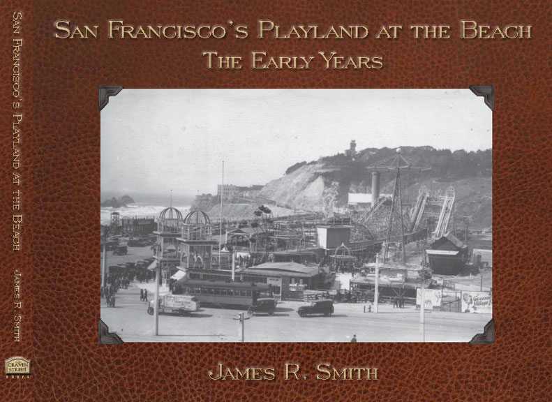 Playland The Early Years Book Cover