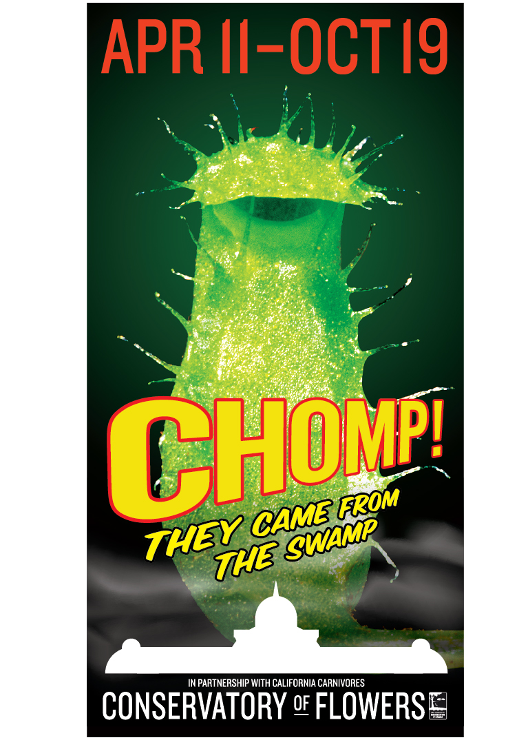 Chomp! They Came from the Swamp