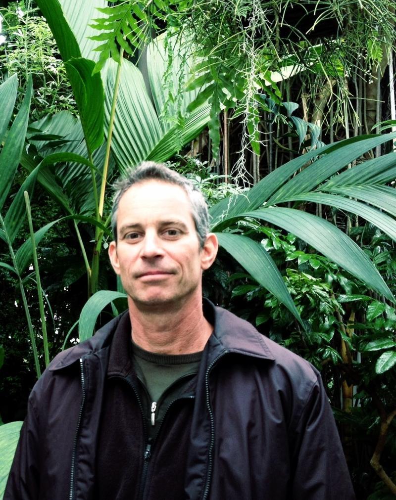 Acting Director Eric Andersen in Highland Tropics