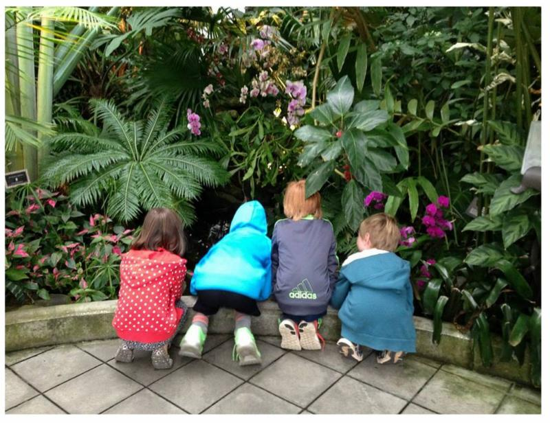 Kids in Lowland Tropics