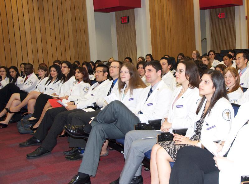 White Coat Ceremony Class of 2013