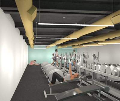 SCLL Fitness Center