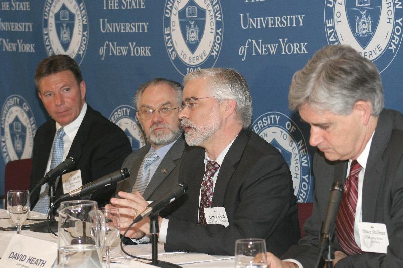 Joseph Sarubbi, David Lavalee, David Heath, Bruce Stillman