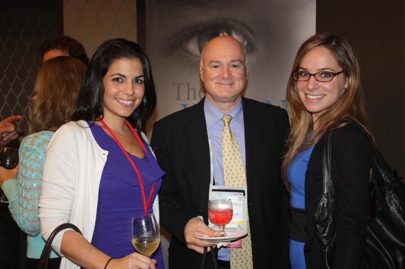 Dr. William O'Connell with SUNY Alums